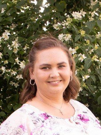 Rebecca Klueg, Program Specialist