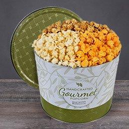 1 gallon mixed popcorn